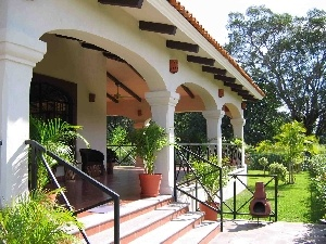 Casa Estilo Hacienda  Dream Home  Pinterest  Haciendas