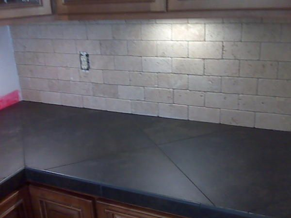 25+ best ideas about Tile kitchen countertops on Pinterest