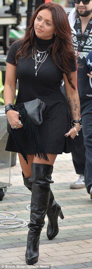 Little Mix Jesy Jesy Nelson And Auburn Hair On Pinterest