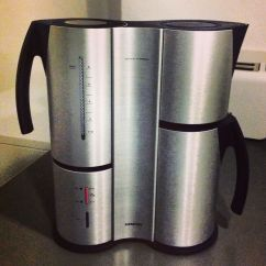 Luxury Kitchen Appliances Lime Green Small My Newly Acquired Siemens Coffee Machine - Porsche Design ...