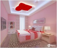 25 best images about Artistic Bedroom Ceiling Designs on ...
