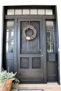 25+ best ideas about Wood Screen Door on Pinterest ...