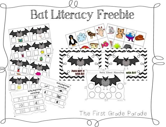 48 best images about Bat Crafts & Activities For Kids on
