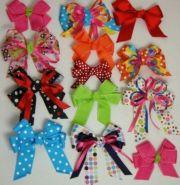 1000 hair bow tutorials