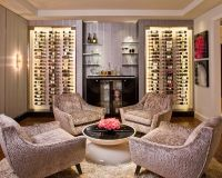 Custom Wine Cabinets Built In - WoodWorking Projects & Plans