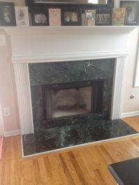 1000+ images about DIY fireplace makeover Anne sloans ...