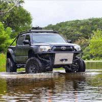 25+ Best Ideas about Toyota Tacoma Roof Rack on Pinterest