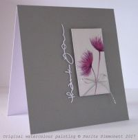 17 Best ideas about Handmade Thank You Cards on Pinterest