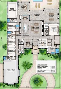 Best 25+ Mediterranean house plans ideas on Pinterest ...