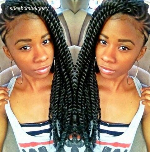 89 Best Images About Natural Hair Protective Styles On Pinterest