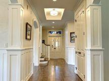 Great wide plank floor. Like this look? www.CooperHomesin ...