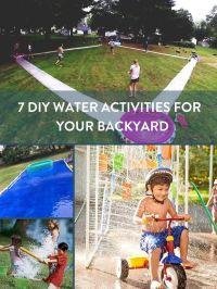 25+ best ideas about Outdoor water activities on Pinterest ...