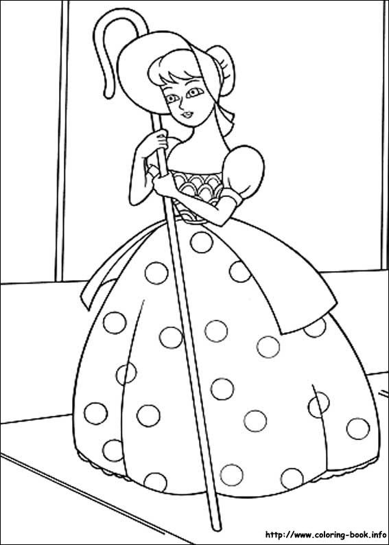 72 best images about Coloring Pages {Toy Story} on