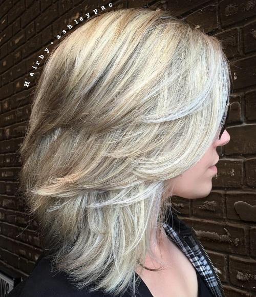 25 Best Ideas About Medium Layered Haircuts On Pinterest Medium