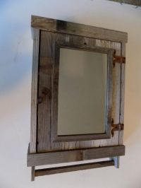 25+ best ideas about Rustic Medicine Cabinets on Pinterest ...