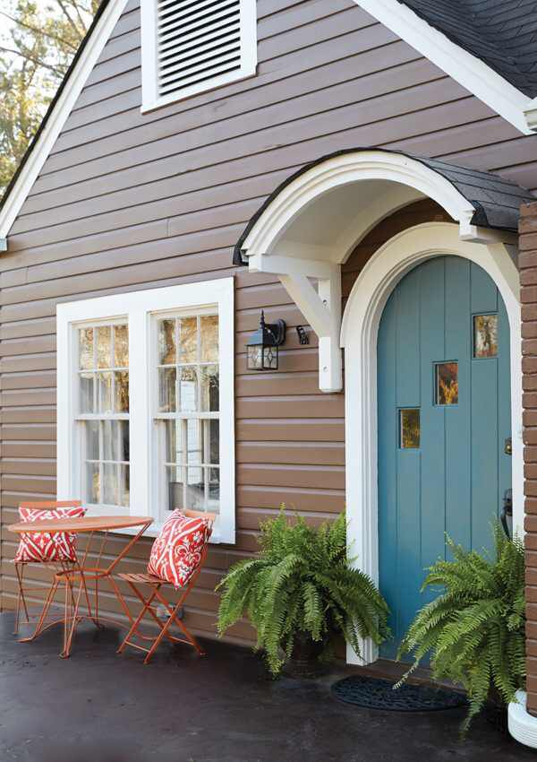 25+ best ideas about Front door awning on Pinterest