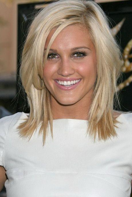 Frisuren Halblang Und Blond – Trendige Frisuren 2017 Foto Blog