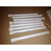 """Babylonian flutes - made from PVC 3/4"""" pipe. Children ..."""