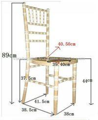 Chivari Chair Dimensions | The Details | Pinterest | Chairs