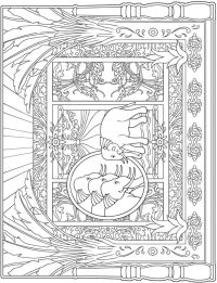 17 Best images about Coloring Book on Pinterest | Dovers ...