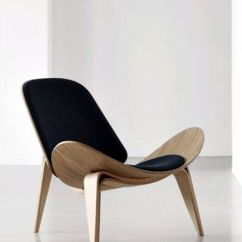 Bow Ties For Chairs Gaming Chair Ps4 Via Nordic Leaves - Hans Wegner, Shell | Muebles Varios Pinterest Design, Curves And Eames