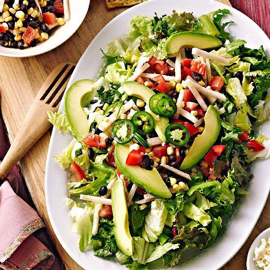 472 Best Images About Salad Green Salad & Misc On Pinterest