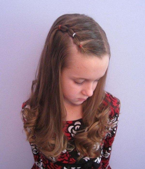 Die Besten 25 Kleines Mädchen Haarschnitt Ideen Auf Pinterest