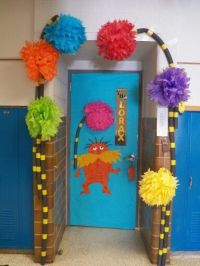 17+ ideas about The Lorax on Pinterest | Truffula trees ...