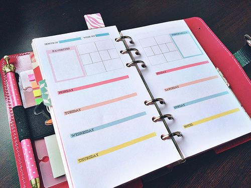 best organizer planner