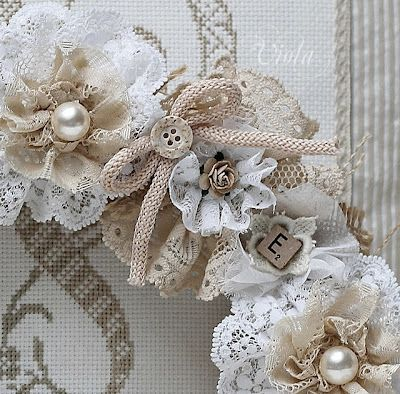 25 Best Ideas about Shabby Chic Flowers on Pinterest