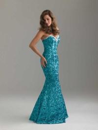 blue mermaid dress | Sweet 16 | Pinterest | Blue mermaid ...