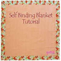 self-binding-1b.jpg | Quilts | Pinterest | Posts, Nice and ...