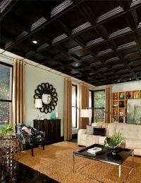 16 best images about Decor: Coffered Ceilings on Pinterest ...