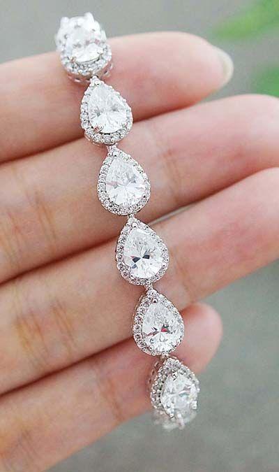 17 best ideas about Wedding Bracelet on Pinterest  Bridesmaid bracelet Wedding lasso and