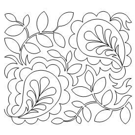512 best images about Continuous Line Quilting on