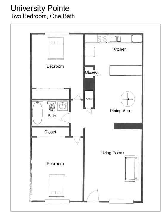 Tiny House Single Floor Plans 2 Bedrooms Select Ious Studio One