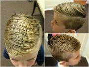 boys hipster fade haircut hard
