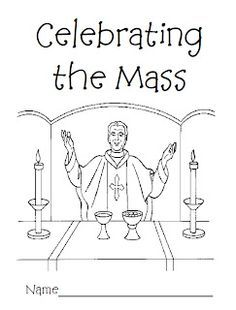 10 Best images about Pray Learn The Mass on Pinterest