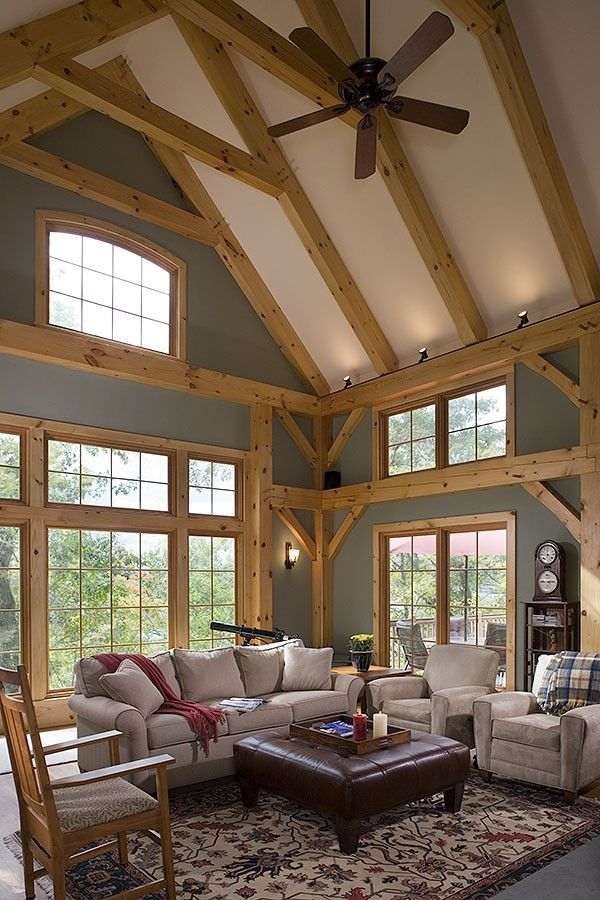25 Best Ideas About Timber Frame Homes On Pinterest
