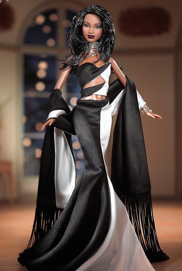 17 Best Images About Eveningwear Barbie Dolls On Pinterest Birthday Wishes Barbie And Exotic