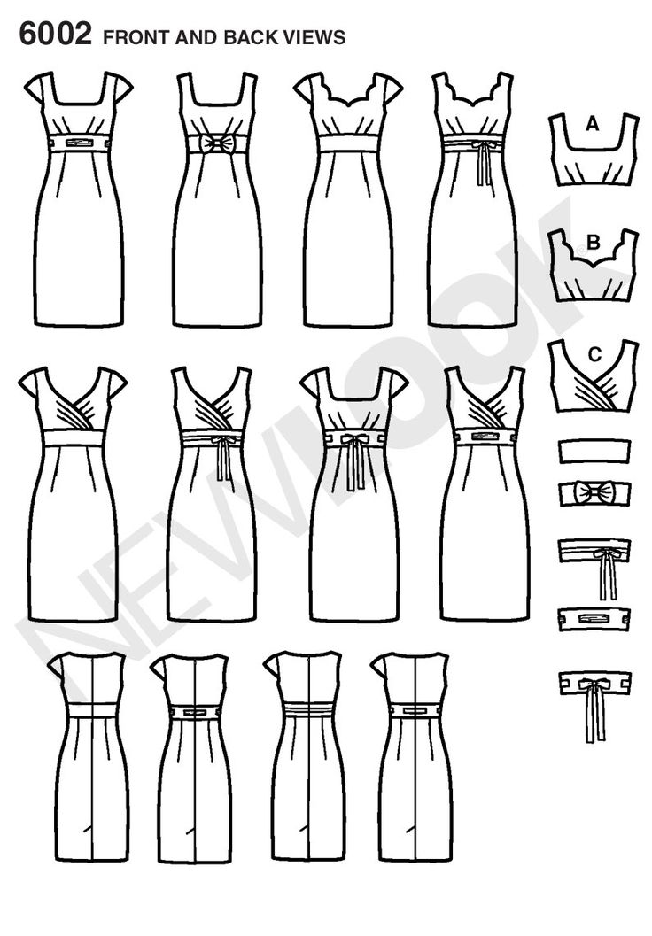 Best 25+ Sewing women's dresses ideas on Pinterest