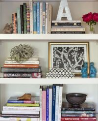 25+ best ideas about Decorating a bookcase on Pinterest ...