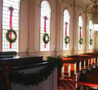 Christmas Decorations For Church Sanctuary Pictures to Pin