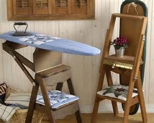 chair step stool ironing board fishing rucksack plans - woodworking projects &