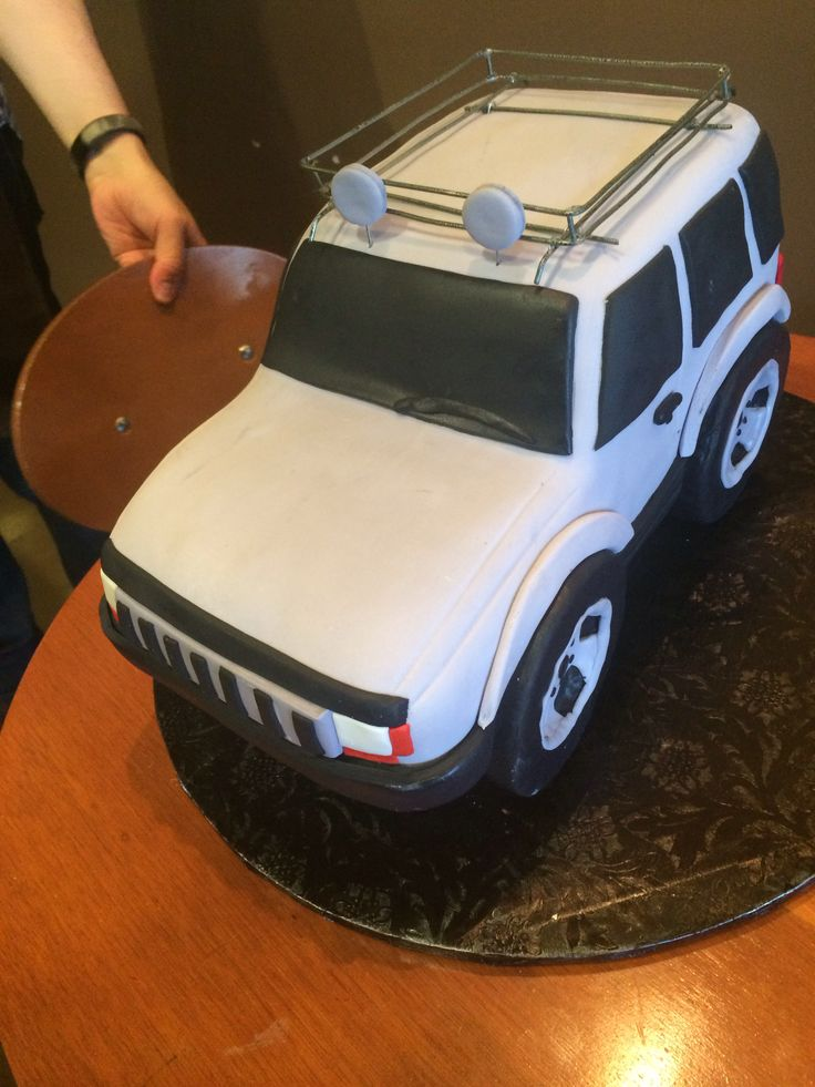 1000 Images About Jeep Cake On Pinterest Sleep Cakes