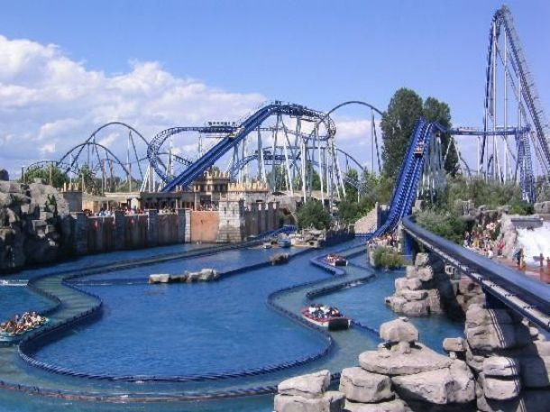 Image result for Europa-Park in Rust - The Magnum edition of German leisure parks