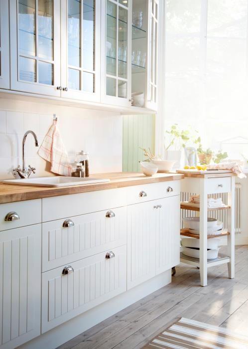 17 Best ideas about White Ikea Kitchen on Pinterest  Ikea