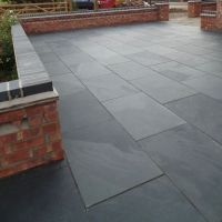 25+ best ideas about Slate Patio on Pinterest | Paving ...