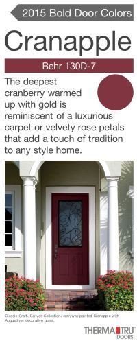 25+ best ideas about Exterior door colors on Pinterest
