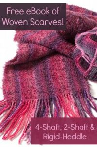 17 Best images about Scarf Weaving on Pinterest | Loom ...
